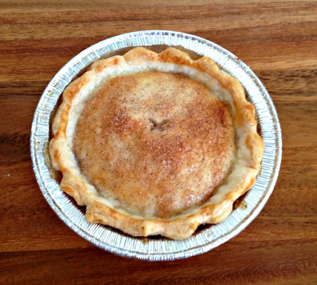 4 inch tin pies